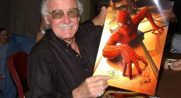 Dice Stan Lee que Spider-Man debe ser blanco y heterosexual