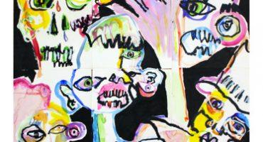 Alison Mosshart inauguró su primer exhibición de arte
