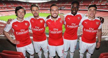 ¿El mejor día de mi vida? Así fue la presentación del nuevo uniforme del Arsenal
