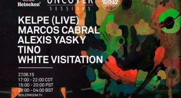 Las Uncover Sessions de Boiler Room regresan a la Ciudad de México para su tercera edición