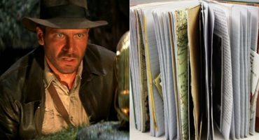 El misterio del diario de Indiana Jones