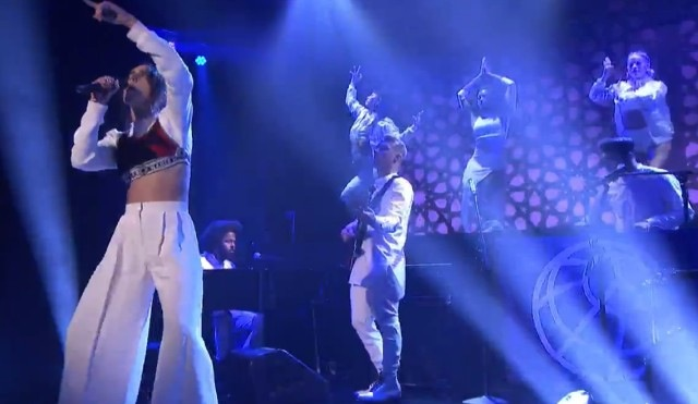 Mira a Major Lazer y a MØ interpretar en vivo
