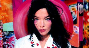 20 años de la nostálgica postal de Björk