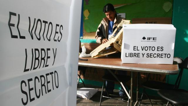 Votar, anular, romper o no ir: ¿qué pasa con cada uno?