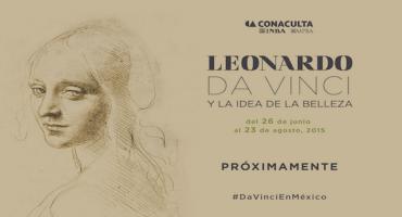 Leonardo da Vinci y su idea de la belleza, llega a Bellas Artes