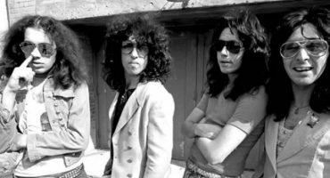 Histórico video de KISS tocando sin maquillaje en 1976