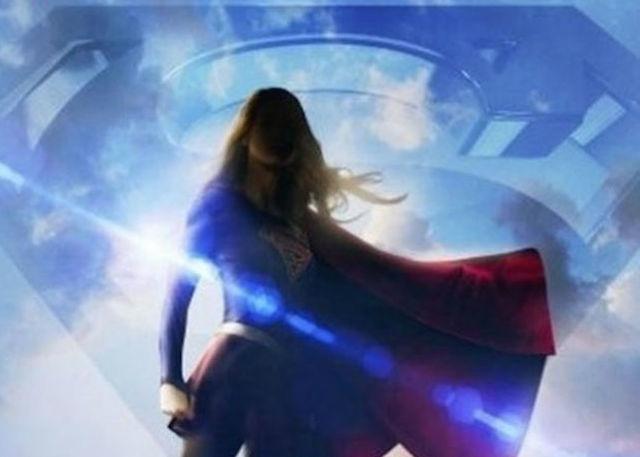 Con ustedes, el nuevo póster de Supergirl
