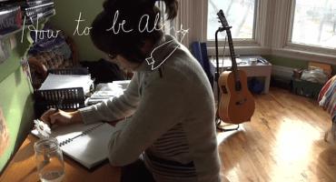 Un video nos enseña a no temerle a la soledad