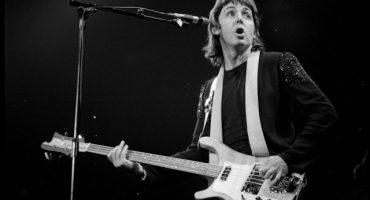 Algunos de los momentos más rocanroleros de Paul McCartney