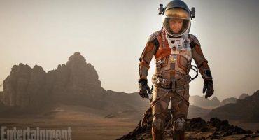 Checa el nuevo trailer de The Martian, de Ridley Scott