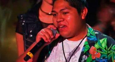 Mira la presentación de MC Dinero en los MTV Millenial Awards