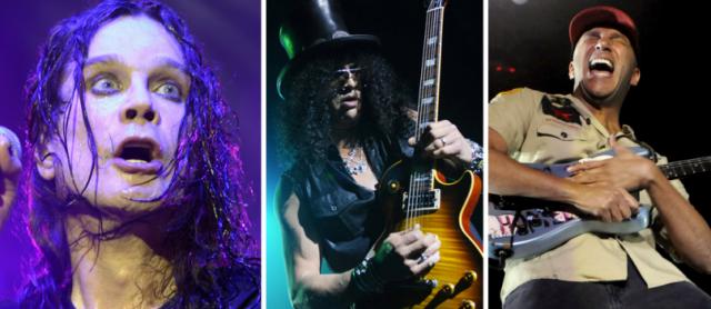 Ozzy Osbourne forma supergrupo con Slash, Tom Morello y Geezer Butler