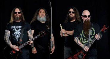 Ya puedes escuchar Repentless, la nueva canción de Slayer