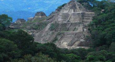 Los secretos de Toniná y su impresionante pirámide maya