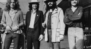 Anuncian las últimas reediciones de Led Zeppelin