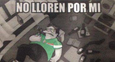 Los memes le dieron la despedida al Piojo del Tricolor