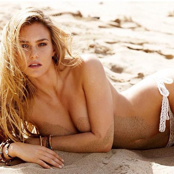 Bar Refaeli aparece desnuda en un video de Instagram