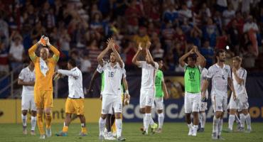 Estados Unidos sufre para vencer a Honduras