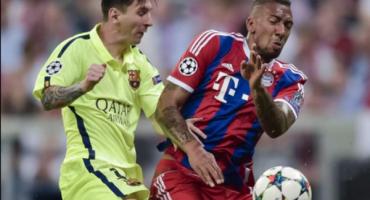 Jerome Boateng quiere su revancha contra el Barcelona