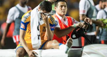 Tigres sufre su primer baja para la Final de la Vuelta de la Libertadores