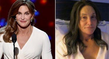 Y así se ve Caitlyn Jenner sin maquillaje