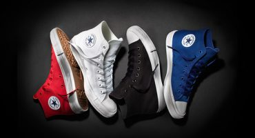 Nike rediseña los icónicos Chuck Taylor de Converse