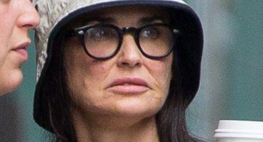 ¿Qué le pasó a Demi Moore?