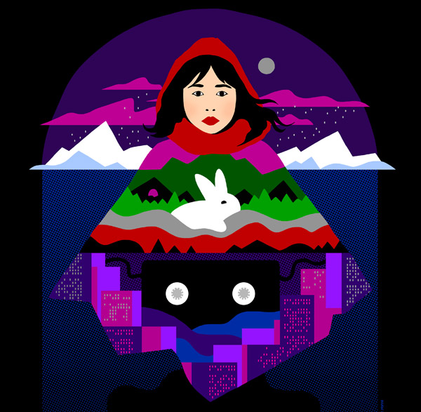 Kumiko cazadora del tesoro