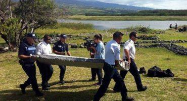 MH370: Confirman que restos encontrados en el Océano Índico pertenecen a un Boeing 777
