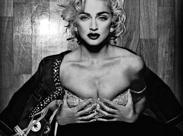Los 30 minutos inéditos del video de 'Vogue' de Madonna dirigido por David Fincher