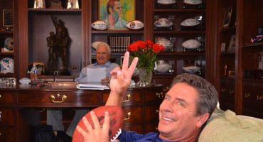 El reencuentro de dos leyendas de los Miami Dolphins