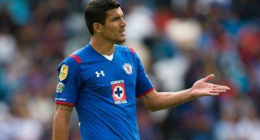 El Cruz Azul sufrirá la baja de Francisco 'El Maza' Rodríguez