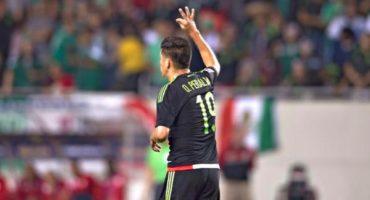 México cumple y golea a Cuba en la Copa Oro