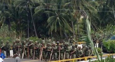 Difunden audio que involucra a militares en los ataques de #Ostula