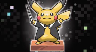 NERDGASMO:  ¡Así sonará la sinfonía oficial de Pokémon!