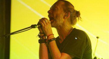 "Mira a Thom Yorke interpretar con Portishead ""The Rip"" en Latitude Festival"