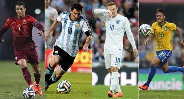 Los 15 futbolistas que más dinero ganan semanalmente