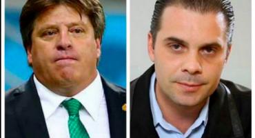 TV Azteca exige fuerte sanción a Miguel Herrera por agresión a Martinoli