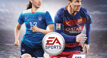 Alex Morgan será la portada del FIFA 16 versión USA