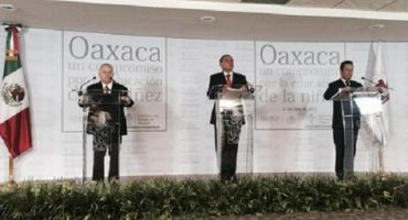 Anuncian desaparición del Instituto Estatal de Educación Pública de Oaxaca