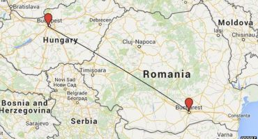 EpicFail: Confundir Bucarest con Budapest costará 1500 dls a contribuyentes