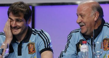 La carta de Vicente Del Bosque a Iker Casillas