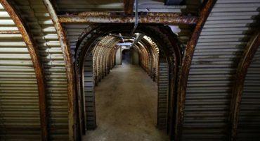 Abren por primera vez en 40 años los túneles secretos de Churchill