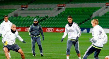Pepe es mala leche... hasta con Cristiano Ronaldo