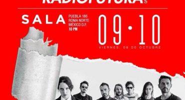 Disco Ruido anuncia fecha en el SALA