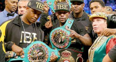 Las 5 mejores peleas de Floyd Mayweather