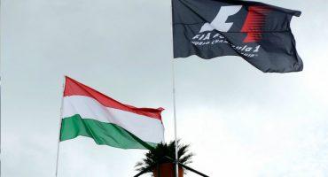 Un fin de semana complicado en el GP de Hungría