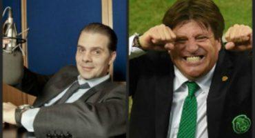 Agresiones entre miembros del medio futbolístico y periodistas