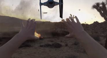¿Qué pasaría si un Jedi usara una GoPro en pleno combate?