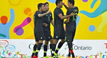 Con gol agónico, México vence a Uruguay